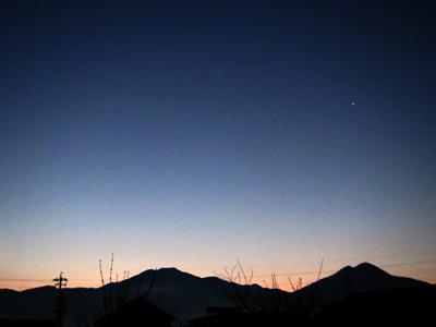 明けの明星